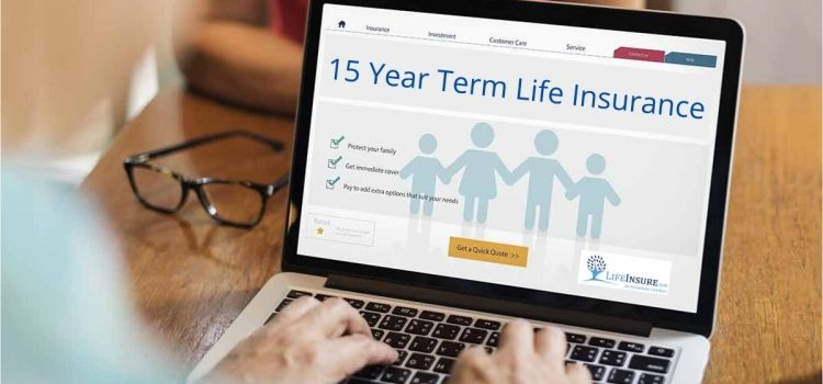 Life Insurance of 15-Year Term