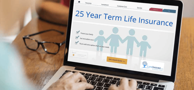 Life Insurance of 25-Year Term